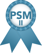 PSM-II badge