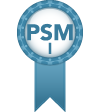 PSM-I badge